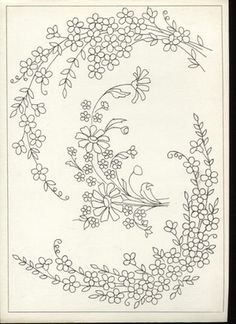 刺绣图纸 - 堆糖 发现生活_收集美好_分享图片