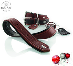 Specifically designed for large breed dogs such as Rottweilers, Saint Bernards, Mastiffs etc Exquisite, highly supple Bison Leather Built-in strain relief High level of adjustment Detachable pendant Luxury Christmas Presents, Perfect Christmas Gifts, Large Dog Breeds, Large Dogs, Luxury Dog Collars, Other Accessories, Dog Training, Rottweilers, Pup