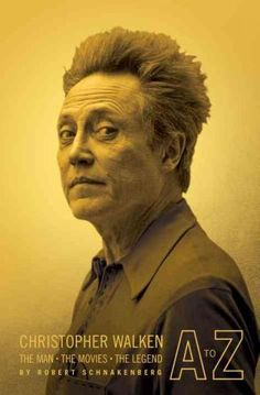 The Complete Guide To All Things Walken Hes been a dancer, a baker, a lion tamer, an award-winning actor, and a Hollywood legend. But Christopher Walken has never been the subject of a comprehensive b