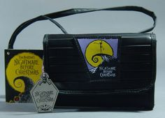 1993 Nightmare Before Christmas Woman's Purse