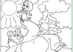 """Résultat de recherche d'images pour """"masha and the bear drawing"""""""