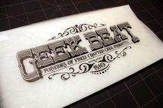Geek Beat Old West by Jason Carne