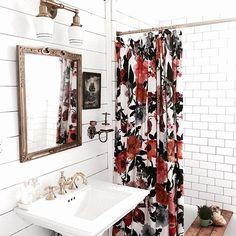 A bathroom oasis