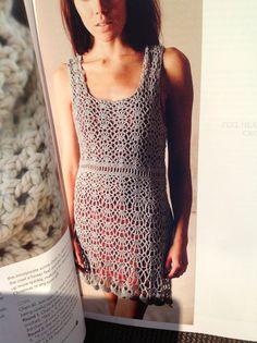 Debbie bliss dress | #crochet Issue 2