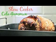Slimming World Slow Cooker Diet Cola Gammon - (2 Syns the Lot) - Tastefully Vikkie
