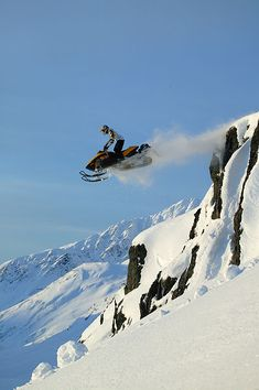 You see do lots of this during the winter months! Snowmobile riding in Chugach National Forest, Alaska. Alaska, Winter Fun, Winter Sports, Snow Fun, Quad, Adventure Activities, Cities, Extreme Sports, National Forest