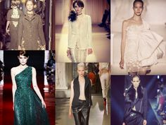 SLA Faves- top row: Valentino, Armani Prive, Giambattista Valli bottom row: Elie Saab, Bouchra Jarrar, Alexander Vauthier