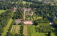 The world's best hotel tennis courts - Tylney Hall, Hampshire, UK