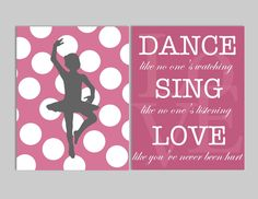 Dance Quotes For Little Girls. QuotesGram