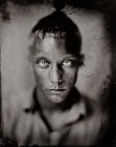 TIMBERWOLF PHOTOGRAPHY: LOOK: Ian Ruhter. Wet Plate Collodion