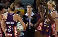 Firebirds coach keeping mobile for score updates - ROSELEE Jencke will be regularly checking the ANZ Championship App on her iPhone in the lead-up to her side's showdown against the Adelaide Thunderbirds on Sunday afternoon.