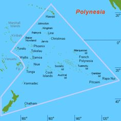 "Polynesia-- (from Greek: ""poly"" many + Greek: ""nēsos"" island) is a subregion of Oceania, made up of over 1,000 islands scattered over the central and southern Pacific Ocean. The indigenous people who inhabit the islands of Polynesia are termed Polynesians and they share many similar traits including language family, culture, and beliefs. Historically, they were experienced sailors and used stars to navigate during the night."