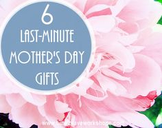 Last Minute Mothers