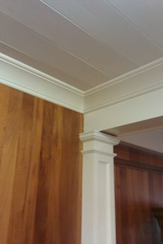 crown molding for the house