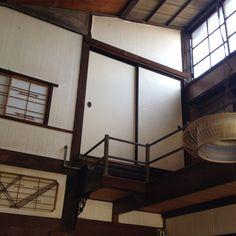 Traditional Japanese House, Japanese Modern, Japanese Interior, Asian Architecture, Interior Architecture, Japan Room, Japanese Living Rooms, Kokoro, My Dream Home