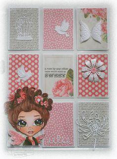 Milnie Creations: Gabbie Flutterfae