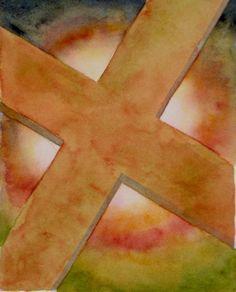 Kathrin Burleson - chemin de croix - 2007 - 6 portement de croix