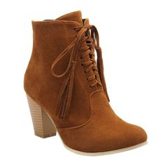 GET $50 NOW | Join RoseGal: Get YOUR $50 NOW!http://www.rosegal.com/boots/stylish-tie-up-and-tassels-design-ankle-boots-for-women-629760.html?seid=2275071rg629760