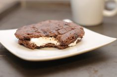 Ice cream sandwich - Medifast