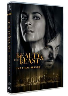 Beauty And The Beast - Stagione 04 (4 Dvd) (DVD Nuovo)