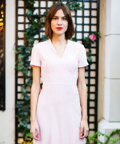 Alexa Chung Mary Jane Shoes Footwear Trend