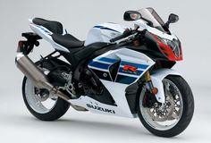 2013 Suzuki GSX R1000 one million special edition