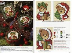 Teddy Bear Ornaments • 3/3