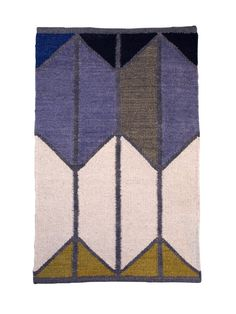 $345 Alyson Fox Shapes Rug - Grey Combo all sizes