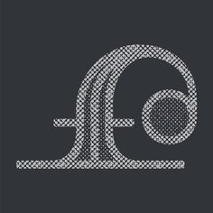 The letter f. This is the part of a letter series done by Zachary Spurling # letter Type Design, Graphic Design, Letter Form, Hand Lettering, Typography, Symbols, Letters, Letterpress, Letterpress Printing