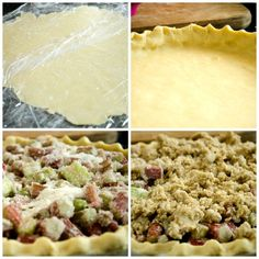 Verdens beste rabarbrapai Side Dishes, Dinner, Desserts, Recipes, Food, Tailgate Desserts, Deserts, Suppers, Rezepte
