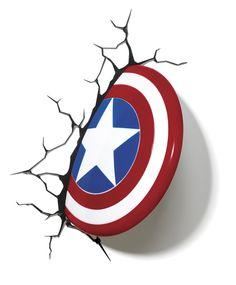 lansay 10154 ameublement et dcoration le bouclier de captain america