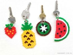 Take your craft addiction on the go with these petite creations — we bet you'll never lose your keys again. Get the tutorial at My Poppet »