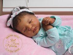 Realborn Johanna by just born nursery. Reborn Dolls, Baby Dolls, Silicone Reborn Babies, Beautiful Babies, Ethnic, Nursery, Bebe, Baby Room, Child Room