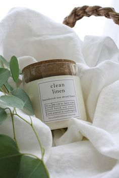 a really nice clean and simple one - this is closest to how I imagine the product photographs - but with a different colour linen. Inclusion of flowers, leaves or branches optional. Organic Beauty, Organic Makeup, Green Soap, Natural Beauty Remedies, Candle Packaging, Beauty Photography, Product Photography, Natural Cosmetics, Soy Candles