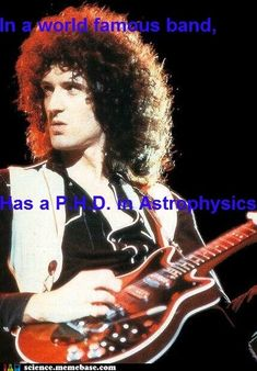 Brian May… I Can't Think of Anyone More Awesome
