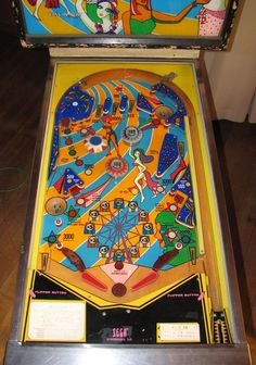 Carnival Playfield