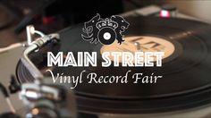 Main Street Vinyl Record Fair [Video]