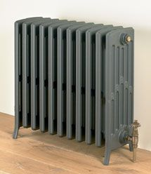 Radiators - Cast Iron and traditional. Good selection at www.featureradiators.co.uk
