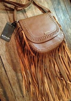 THE DANCER KiVARI leather fringe bag    #kivari #leather #boho #bohemian #fringe #style #love #summer
