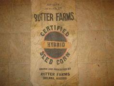 Rutter Hybrid Shelbina, Missouri 15x30.5