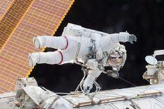 Scott Kelly conta sobre sua experiência na Estação Internacional