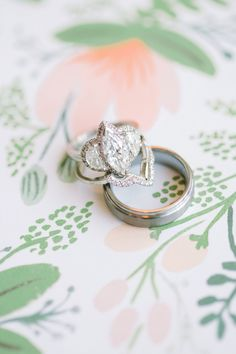 Photography: This Love Of Yours Photography - thisloveofyours.com  View entire slideshow: Vintage Style Rings on http://www.stylemepretty.com/collection/1570/