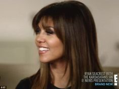 courtney kardashian bangs pics | broke, don't fix it!' Scott Disick reveals he and Kourtney Kardashian ...