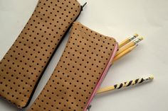 RECYVECI: from old leather bag
