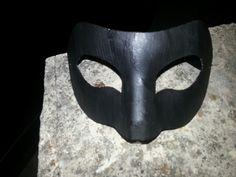 #mask#black#painting