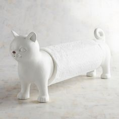 Chole The Cat Paper Towel Holder