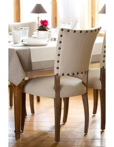 Dekoria,+Gestoffeerde+stoel+Victor