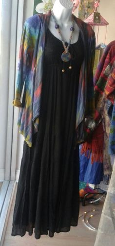 Maxi dress £24.00 Rainbow waterfall £21.00 Secret forest necklace £11.50