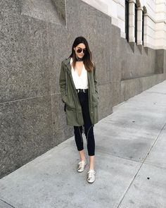 #ootd utility jacket and