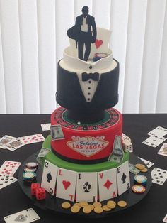 casino royale cakes Casino Royale James Bond Cake Cakes that are